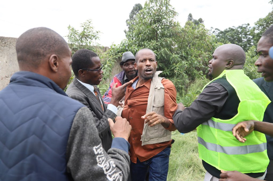 IFJ condemns harassment of journalist by MDC-A